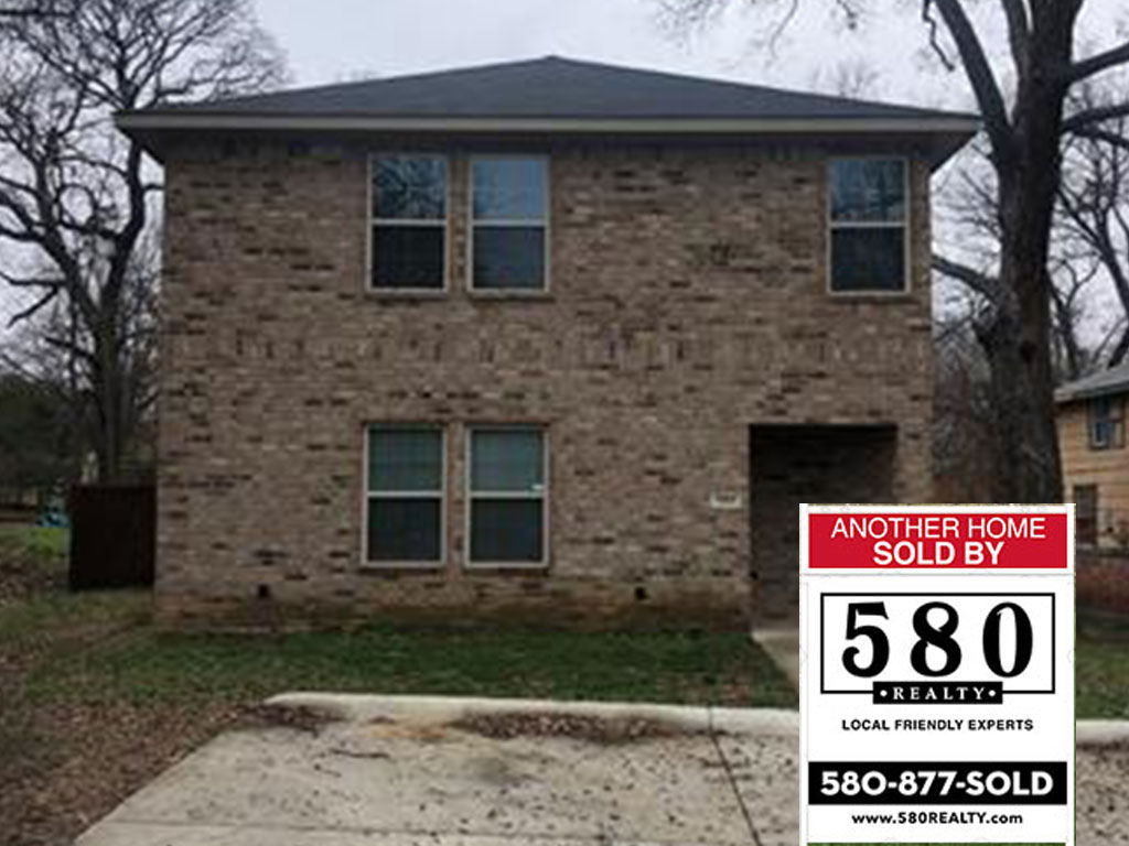 SOLD - 1005 N 5th Street Durant OK 74701