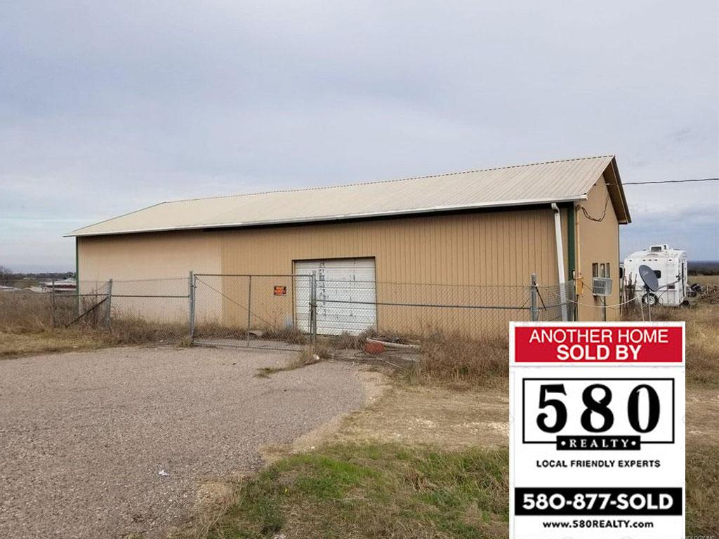 SOLD - 14214 Highway 70f Madill OK 73446