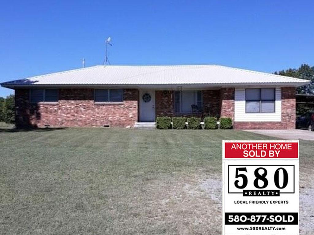 SOLD - 9055 Ok Highway 48 S Coleman OK 73432