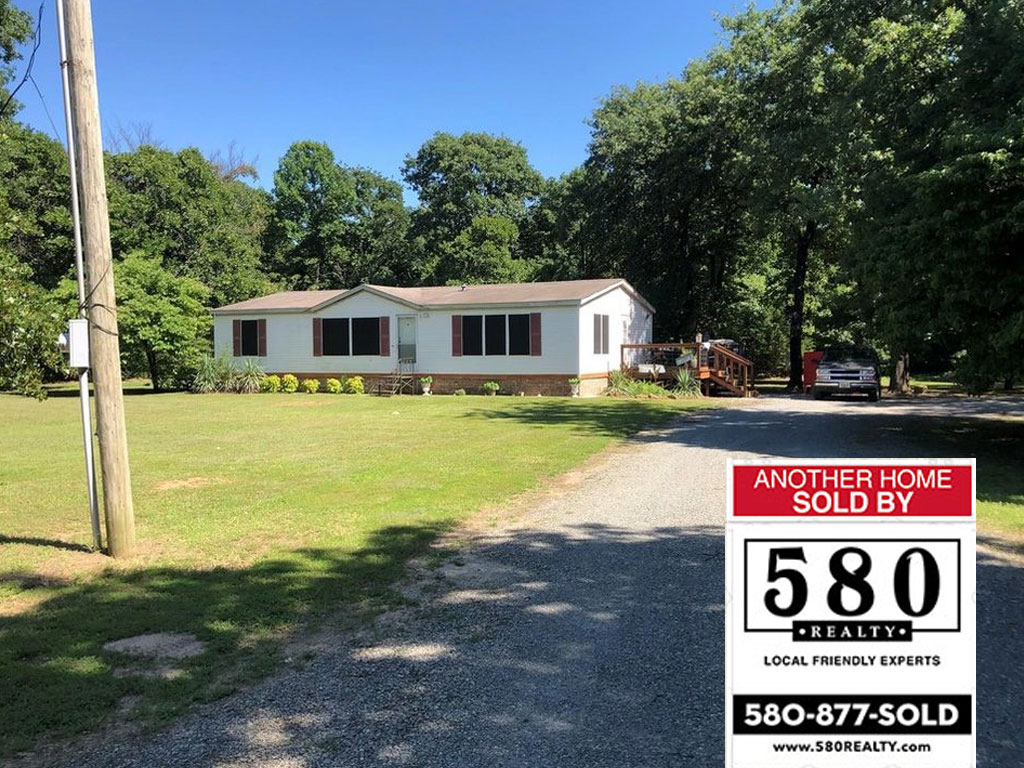 SOLD - 92 South Cartwright OK 74731