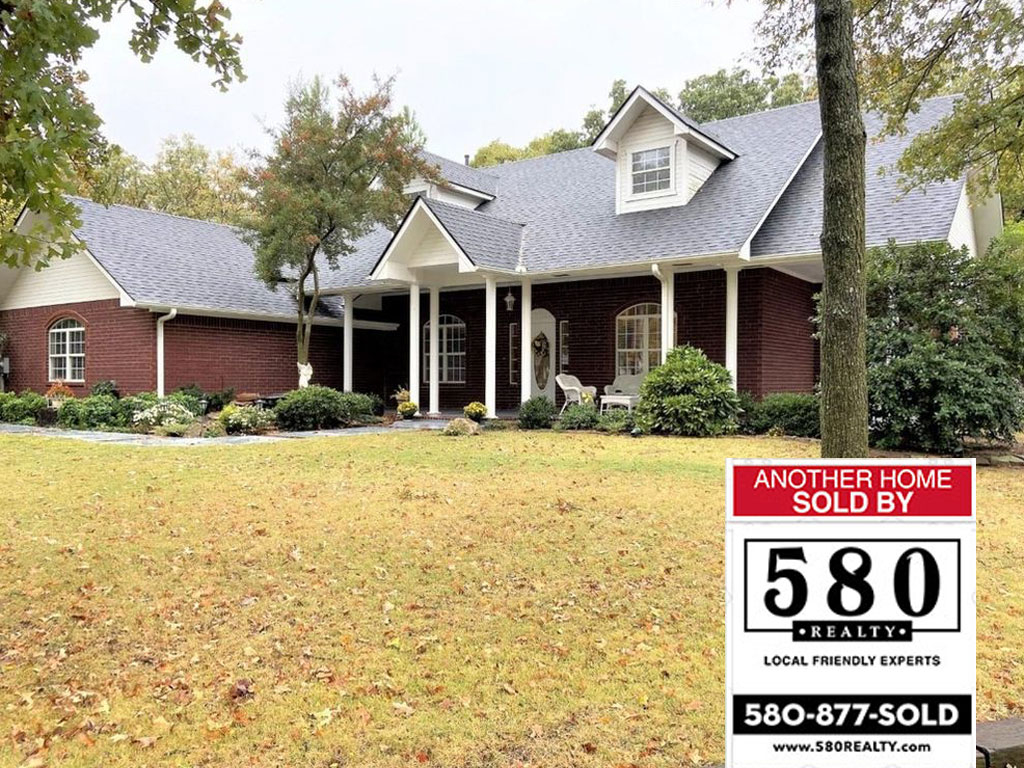 SOLD - 211 Southerland Ardmore OK 74301