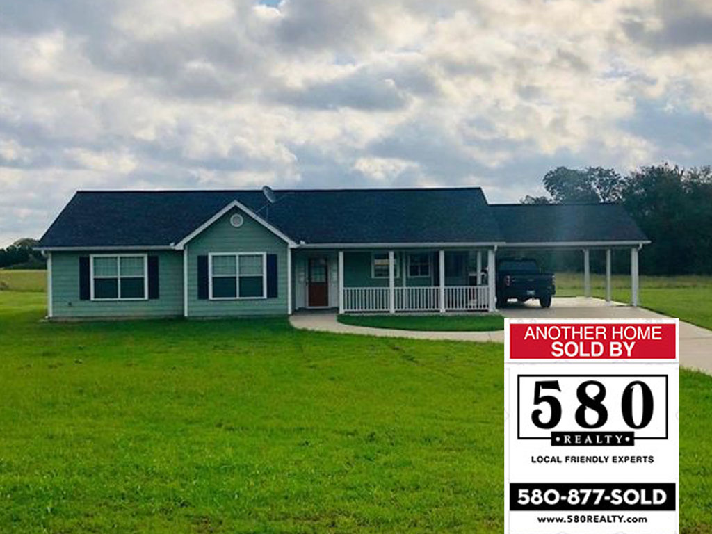 SOLD - 3556 Cemeter Rd Durant OK 74701