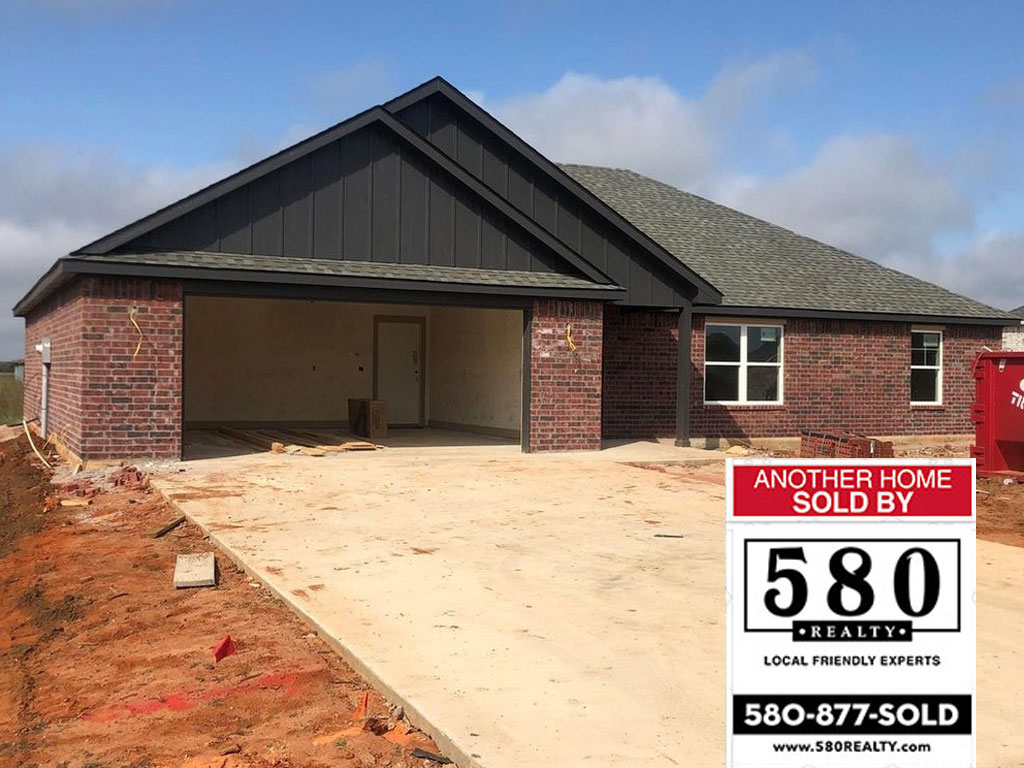 SOLD - 39 Layla's Way Durant OK 74701