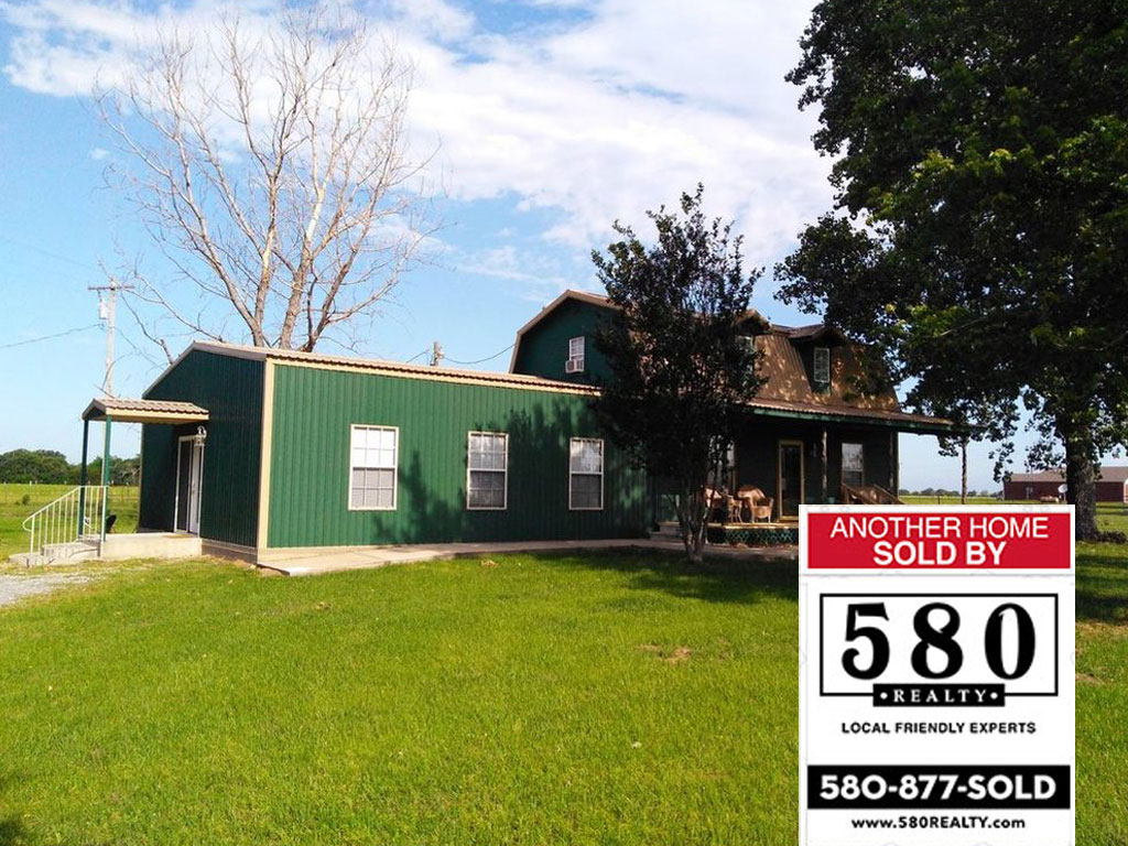 SOLD - 7105 State Hwy 48 Coleman OK 73432