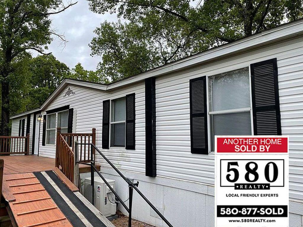 SOLD - 10950 Park View Kingston OK 73439