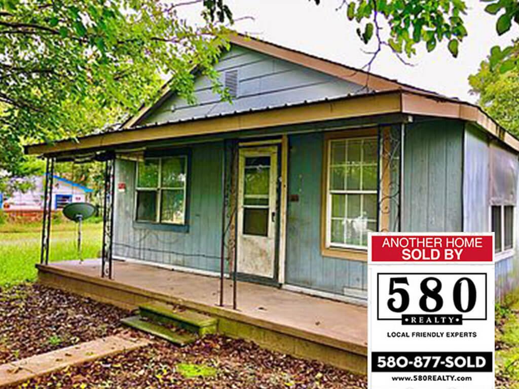 SOLD 1219 Choctaw Atoka OK 74525