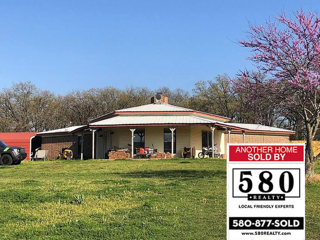 SOLD-3993 Greenville Marietta Oklahoma 73448