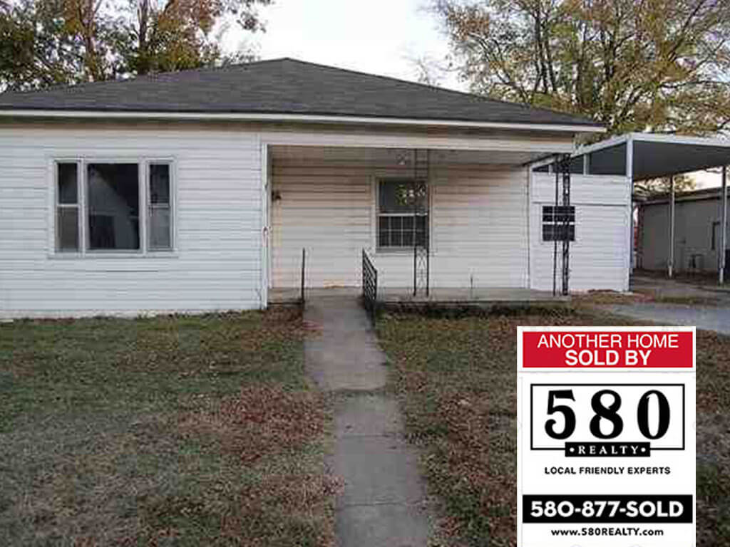 SOLD-408 N 2nd Durant Oklahoma 74701