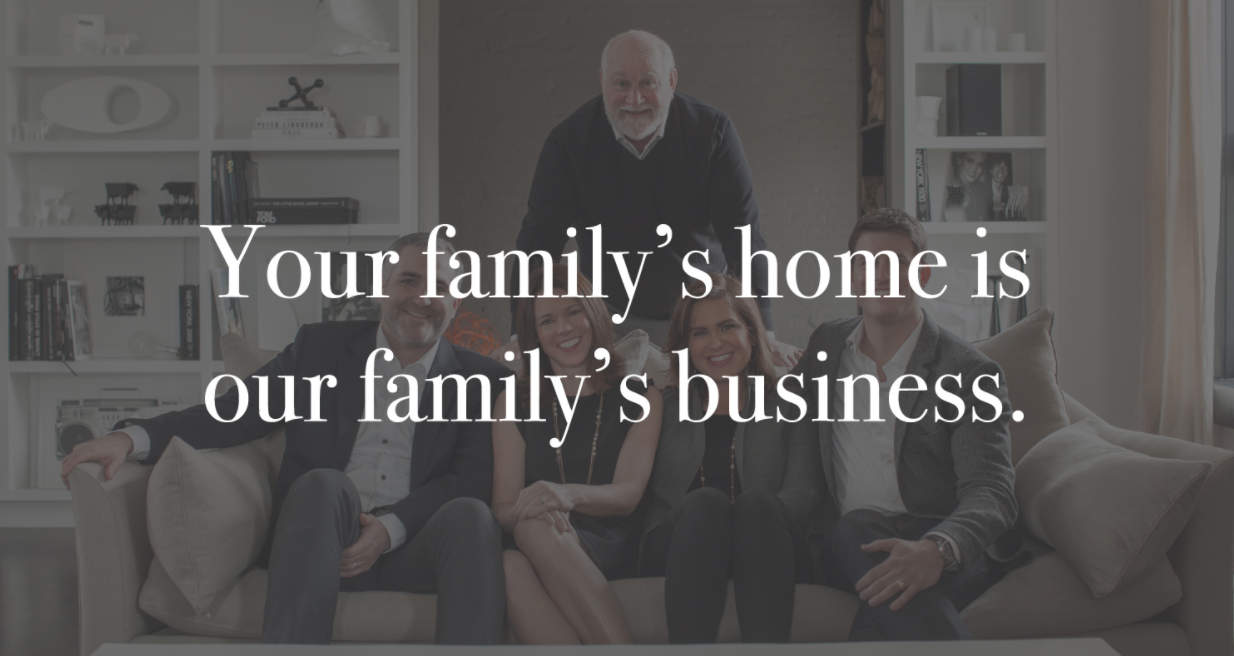 Your Family's Home is Our Family's Business - Brick & Corbett Real Estate
