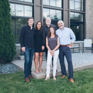 The Brick-Corbett Family