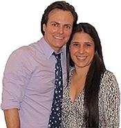 Christopher Green Realtor and Patty Da Silva Broker