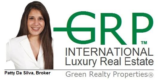 Patty Da Silva - International Luxury Listing Broker
