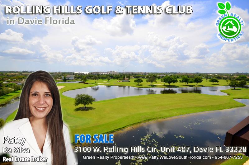 3100 W Rolling Hills Circle 407, Davie, Fl 33328