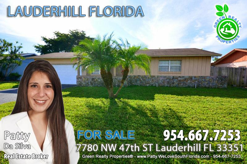 7780 NW 47th Street Lauderhill FL 33351