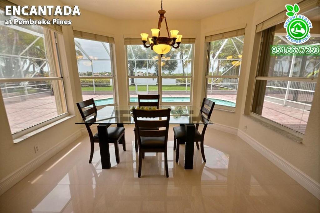 Encantada - Pembroke Pines Florida Homes 14