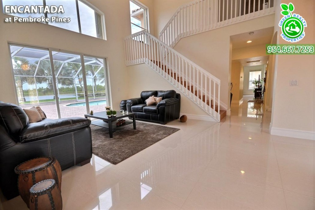 Encantada - Pembroke Pines Florida Homes 3
