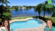 Updated 6 bed/3 bath Pool and Lake Front Home at Rock Creek