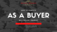 How to Compete as a Buyer in a Seller's Market