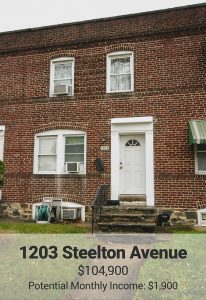 Baltimore Investment Properties | Greater Baltimore Area ...