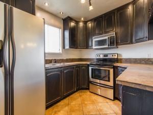Recently redone kitchen