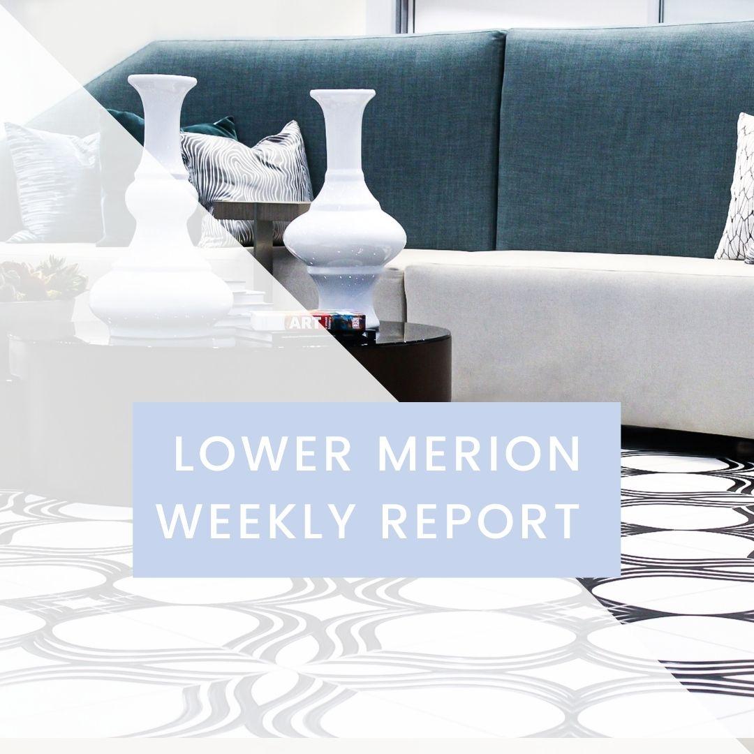 Lower Merion Housing Report