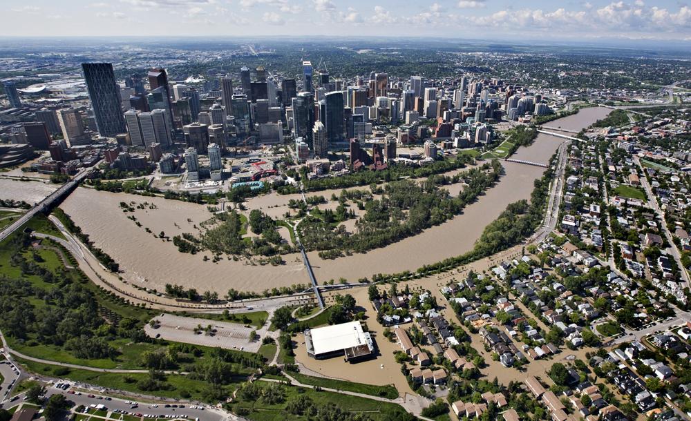Calgary Flood Map Use the Calgary Flood Plain Map When buying a Calgary Condo Calgary Flood Map