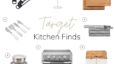 8 Target Kitchen Finds We're Obsessed With