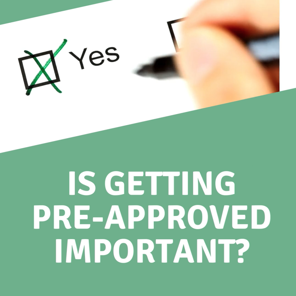 Mint Real Estate | Is preaapproval important | blog 8:27:2020