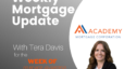Weekly Mortgage Update– Week of June 28th
