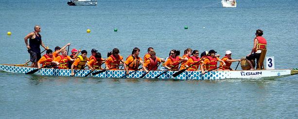 Louisville KY Dragon Boat Festival