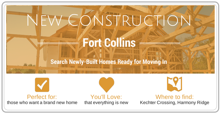 Fort Collins New Construction