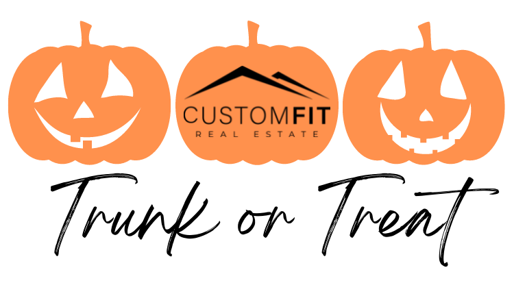 Las Vegas Trunk or Treat Halloween Event hosted by Custom Fit Real Estate.