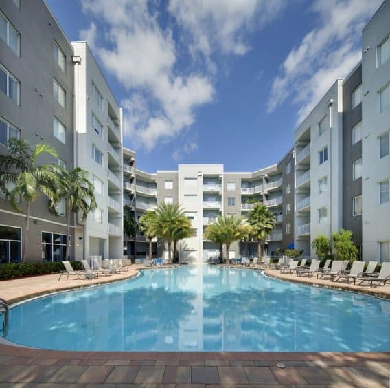 Places to live in Downtown Tampa Bell-Channelside-Apartments