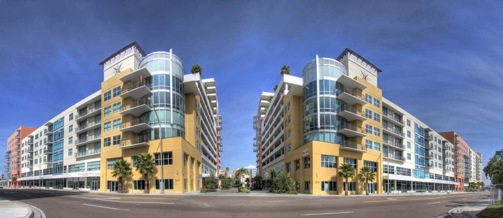 Places to live in Downtown Tampa Grand-Central-at-Kennedy