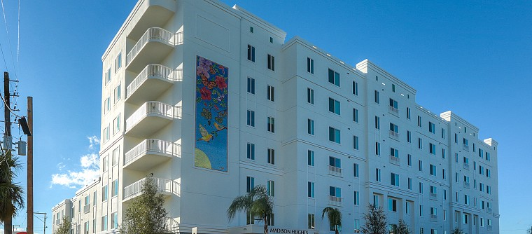 Places to live in Downtown Tampa Madison-Heights