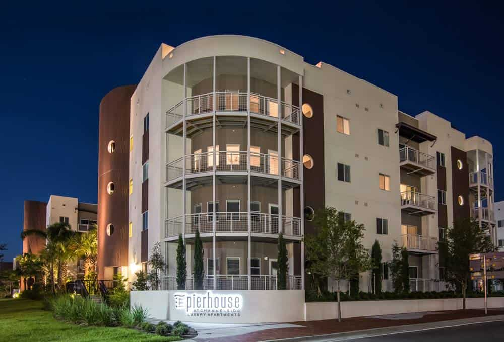 Places to live in Downtown Tampa Pierhouse-at-Channelside