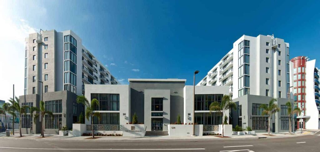 Places to live in Downtown Tampa The-Fitzgerald-Channelside