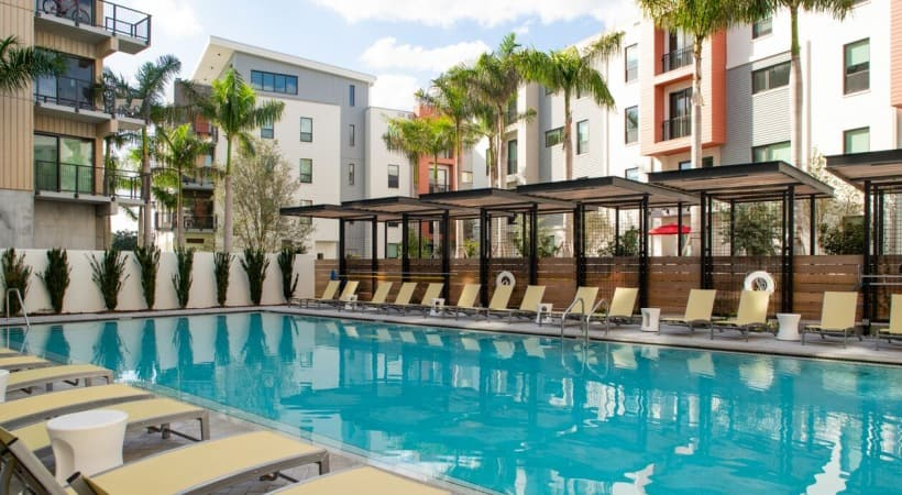 Places to live in Downtown Tampa The-Pearl