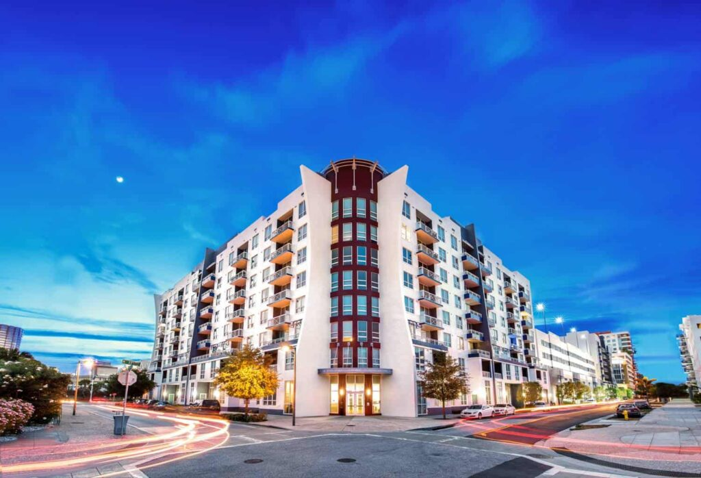 Places to live in Downtown Tampa The-Slade-at-Channelside-Apartments