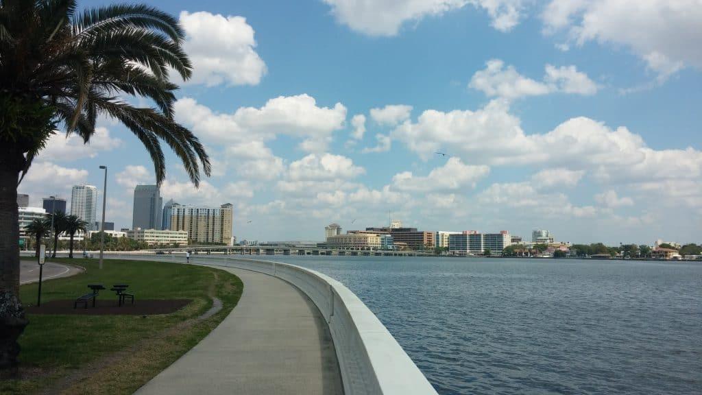 Tampa Bay Bike Trails