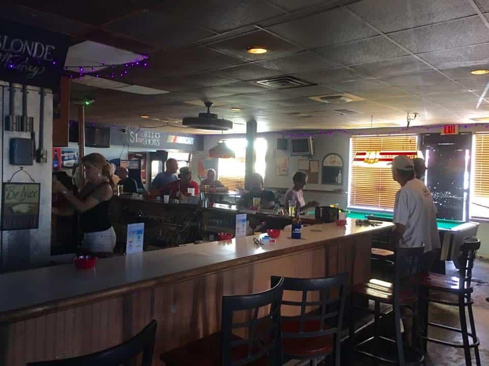 Tampa Bay Dive Bars-Beach-Lounge