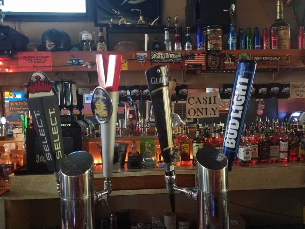Tampa Bay Dive Bars-Steves-Tavern