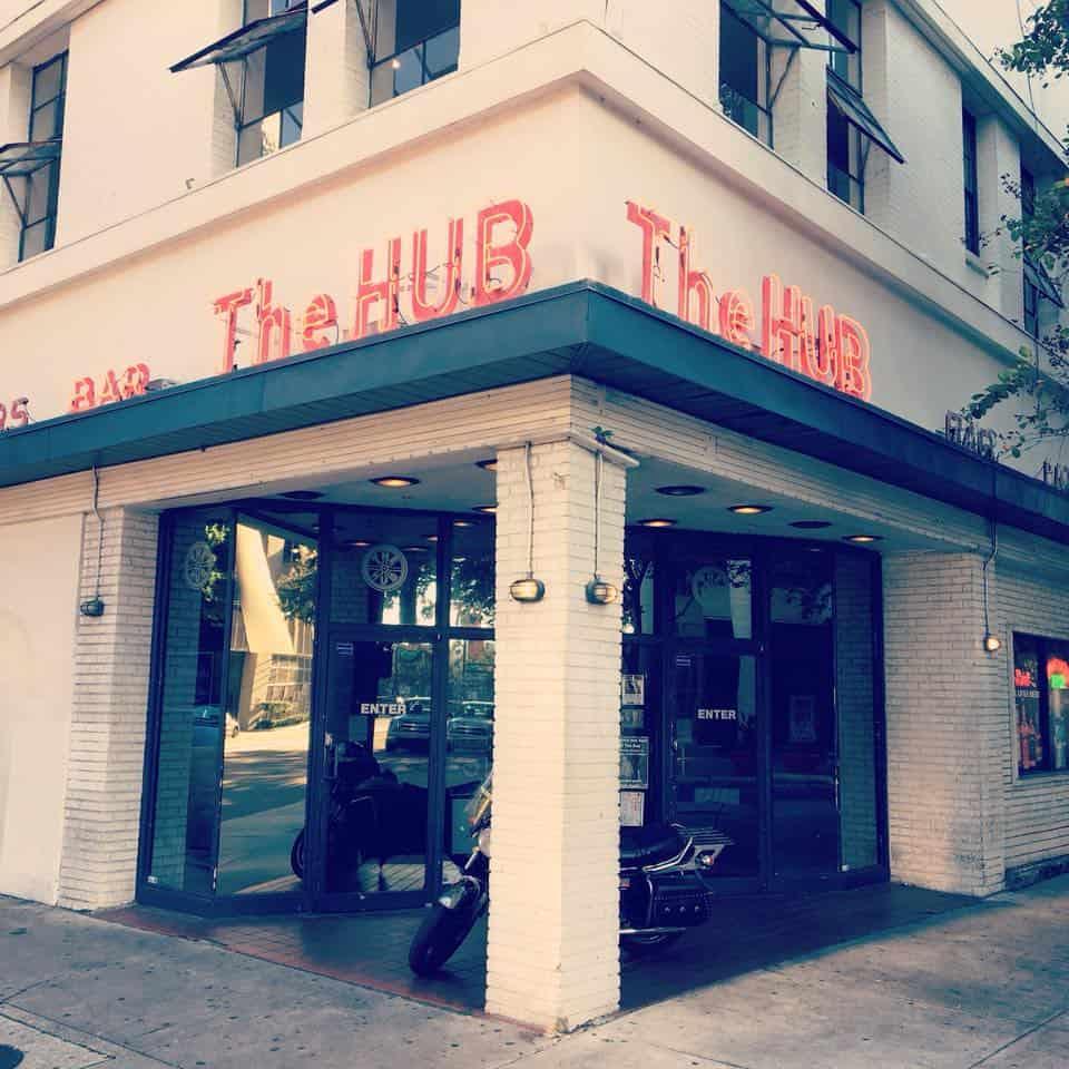 Tampa Bay Dive Bars - The Hub