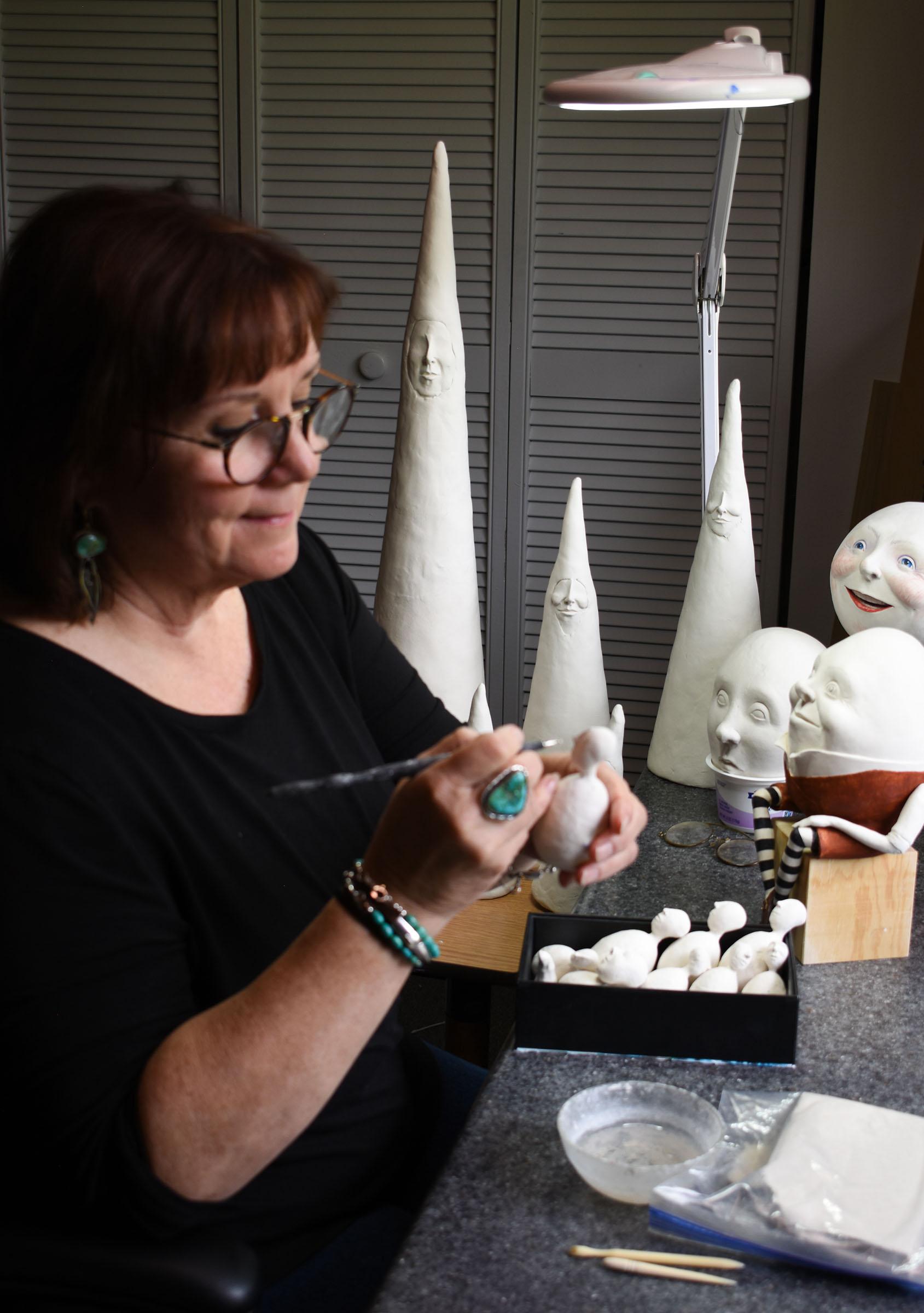 Anne Ross Oliva Studio