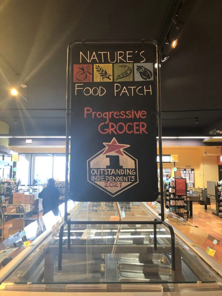 Nature's Food Patch Progressive Grocer Outstanding Grocer
