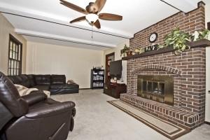 24805 W 190th ST Living Room