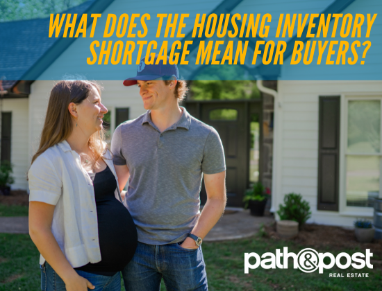 How does the housing inventory shortage affect buyers