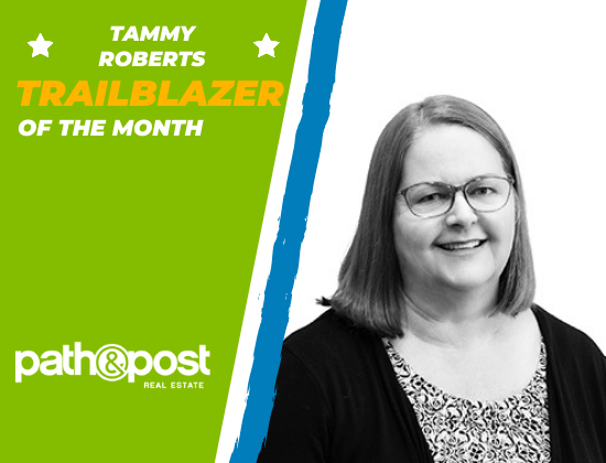 Path and Post Trailblazer Tammy Roberts