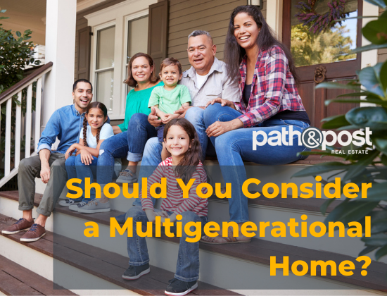 homeowners and multigenerational living