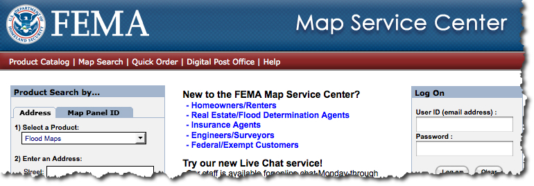 Find your flood zone in Louisiana